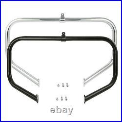 1-1/4 Highway Engine Guard Crash Bar Fit For Harley Touring Street Glide 09-21