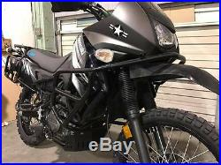 2008-2018 Kawasaki KLR 650 FULL BODY ENGINE CRASH BAR, MADE IN CANADA