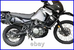2008-2018 Kawasaki KLR 650 FULL BODY ENGINE CRASH BAR, klr650 UNPAINTED