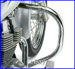 85-'16 Honda 250 Rebel CMX250 Chrome Engine Guard Crash/Freeway/Highway Bar