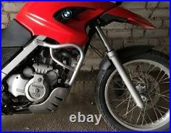 BMW FG650GS Sertao CRASH BARS ENGINE & RADIATOR GUARD F650GS Dakar Mmoto BMW0189