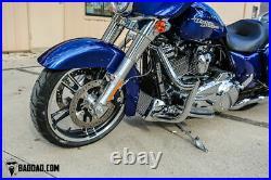Bad Dad 975 Chrome Engine Crash Guard Bar Harley Touring Road Glide FLTR 97-2013