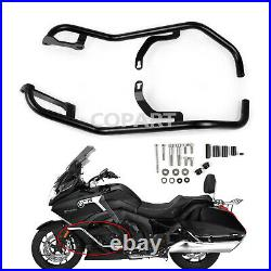 Bagger Lower Engine Guard Crash Bar Protect For BMW K1600B K1600 Grand America