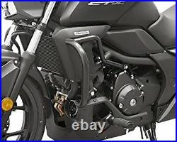 Black Engine Guard Protector Crash Bar For 2014-2019 Honda CTX700N CTX-700N 2018