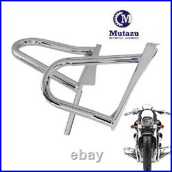 Chrome Factory style Engine Guard Highway Crash Bar for 2006-2020 Suzuki M109R