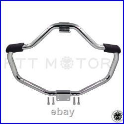 Chrome Front Crash Bar Engine Guard For'04-'17 Harley Sportster SuperLow XL883L