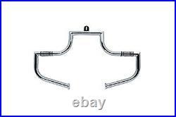 Chrome Highway Bars Engine Guard Crash Bar 86-99 Harley Heritage Softail Fatboy