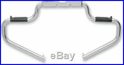 Chrome Lindby Multibar Engine Crash Guard Highway Bar Footrest Honda VTX1300R/S