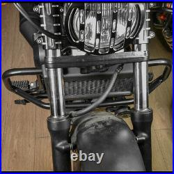 Crash Bar Engine Guard Frame Protector for 2017-2020 Honda Rebel CMX 500
