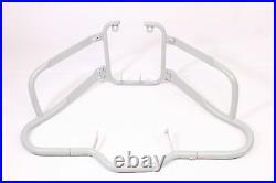 Crash Bars Engine Guard Protection Grey 4 BMW R1200Rt 2005-2013