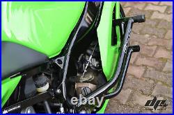 Crash cage engine guard crash bar Kawasaki ZX6R 636 (03-04) stunt drift