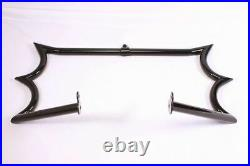 Custom Engine Guard Highway Crash Bar Touring Harley Road King Street 09-20