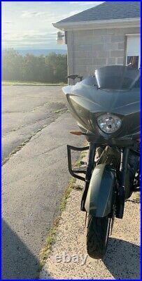 Custom Victory Cross Roads Country Highway Bar Engine Guard Crash Magnum 10-2017