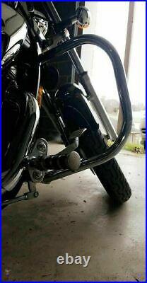 Engine Case Guard Highway Crash Bar 4 Honda Shadow VLX 600 VT600CD DELUXE