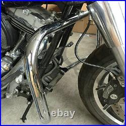 Engine Crash Guard Bar Fit For Harley Road King Electra Glide Ultra 2009-2020 19