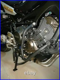 Engine Frame Protector Crash Bar For YAMAHA MT-09 FJ09 Tracer XSR900 FZ09 FZ-09