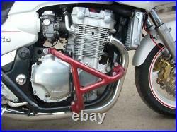 Engine Guard Crash Bar Side Protect for Honda X-4 X4 97-03 CB 1300 CB1300 98-02