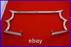 Engine Guard Highway Crash Bar 4 Harley Fatboy Softail Heritage 1.25 Tube Size