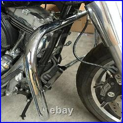Engine Guard Highway Crash Bar Fits For Harley Davidson Touring FLHX FLHXSE FLHR