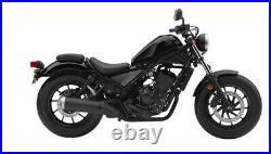 Fit Honda Rebel Cmx 300 500 17-20 Black Engine Guard Crash bar Fairings Package