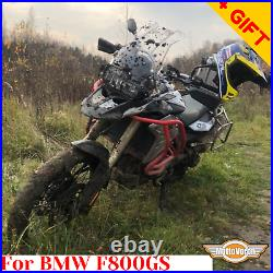For BMW F800GS engine guard F 800 GS crash bars (2013-2018), Bonus