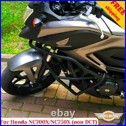 For Honda NC700X Crash bars NC750X DCT Engine guard NC700S NC700XD NC700XDH