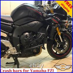 For Yamaha FZ1 Crash bars FZ1N Engine guard FZ1S Yamaha FZ-1 Fazer (2006-2015)