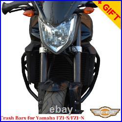 For Yamaha FZ6 Fazer engine guard FZ1S crash bars FZ8S FZ1N FZ8N FZ6S2 FZ6N, Gift