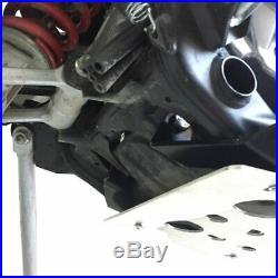 HONDA CRF250 Rally FULL CRASH BAR ENGINE GUARD Upper Lower Skid Plate 2017 2020