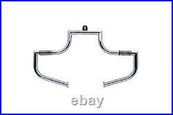 Harley Softail Chrome Highway Crash Bar Engine Guard HD 86-99 V-Twin 51-2076 Z9