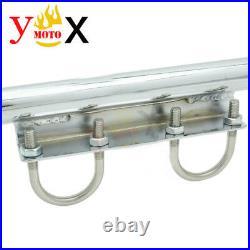 Highway Crash Bar Engine Guard Protector For Yamaha Virago XV125 XV250 1989-2007
