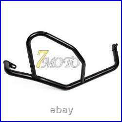 Highway Tank Engine Guard Crash Bars Upper & Lower For BMW F750GS F850GS 18-21