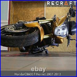 Honda CB600F Hornet 2007-2013 + Pads Crash Bars Engine Guard Frame Protector