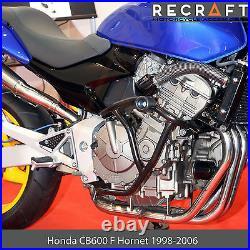 Honda CB600 F Hornet 1998-2006 + Pads Crash Bars Engine Guard Frame Protector