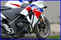 Honda CBR250R 2011-2013 Crash Bars Engine Guard Frame Protector + GIFT