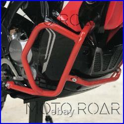 Honda CRF250L and CRF250 Rally 2016-2020 Crash Bar Engine Guard Frame Protector