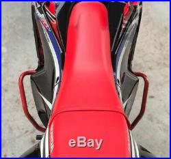 Honda CRF 250 Rally Crash Bars Engine Guard Protector Red