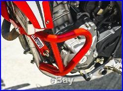Honda Crf 250 M L 2012 17 Engine Guard Crash Bar Frame Protector Cover Fairing