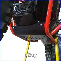 Honda Crf 250 Rally Crash Bar Engine Guard + Skid Bash Plate 2017 2020