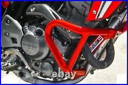 Honda Crf 300l 300 L Rx 2020 2021 Crash Bar Engine Guard Frame Protector