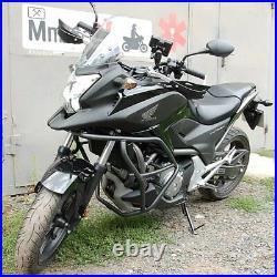 Honda NC700X NC750X Engine guard & Crash bars for manual gearbox Mmoto HON0163