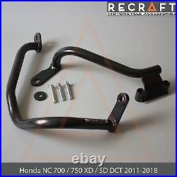 Honda NC700 NC750 XD/SD DCT Bottom Crash Bars Engine Guard Frame Protector