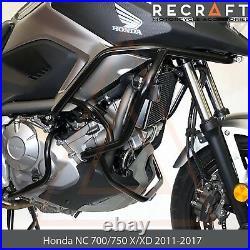 Honda NC 700 / 750 X/XD 2011-2019 Top Crash Bars Engine Guard Frame ver. 3