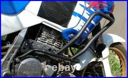 Honda NX650 Dominator RD02 Engine Radiator Guard Crash Bars Black Mmoto HON0180