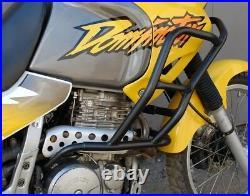 Honda NX650 Dominator RD08 Crash Bars Engine Guard Frame + GIFT