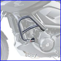 Honda Nc750s & Nc750x All Years Puig Engine Crash Bars Guard Protectors M6387n