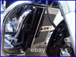 Honda VTX1300 Custom & Retro R, S T C Crash Bar Highway Engine Guard, Protector