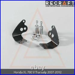 Honda XL700 V Transalp 07-12 Crash Bars Engine + Headlamp Guard + GIFT