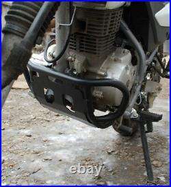 Honda XR125L / XR150 Crash Bars Engine Guard Frame Protector + GIFT