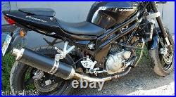 Hyosung GT650 Engine Guard Crash Bars Black Mmoto HYO0081